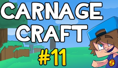 carnagecraft diggy dig minecraft gameplay let s play with