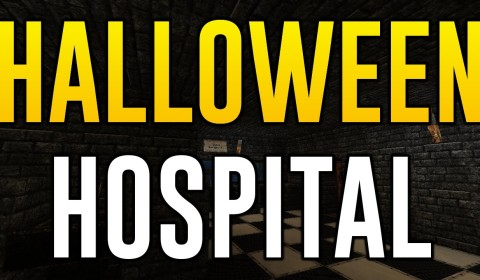 Minecraft PS3 + PS4 - Halloween Hospital Adventure Map