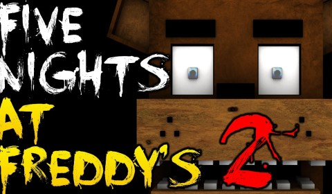 Minecraft PS4 - FIVE NIGHTS AT FREDDY\'S 2 - LET\'S PLAY (Minecraft ...