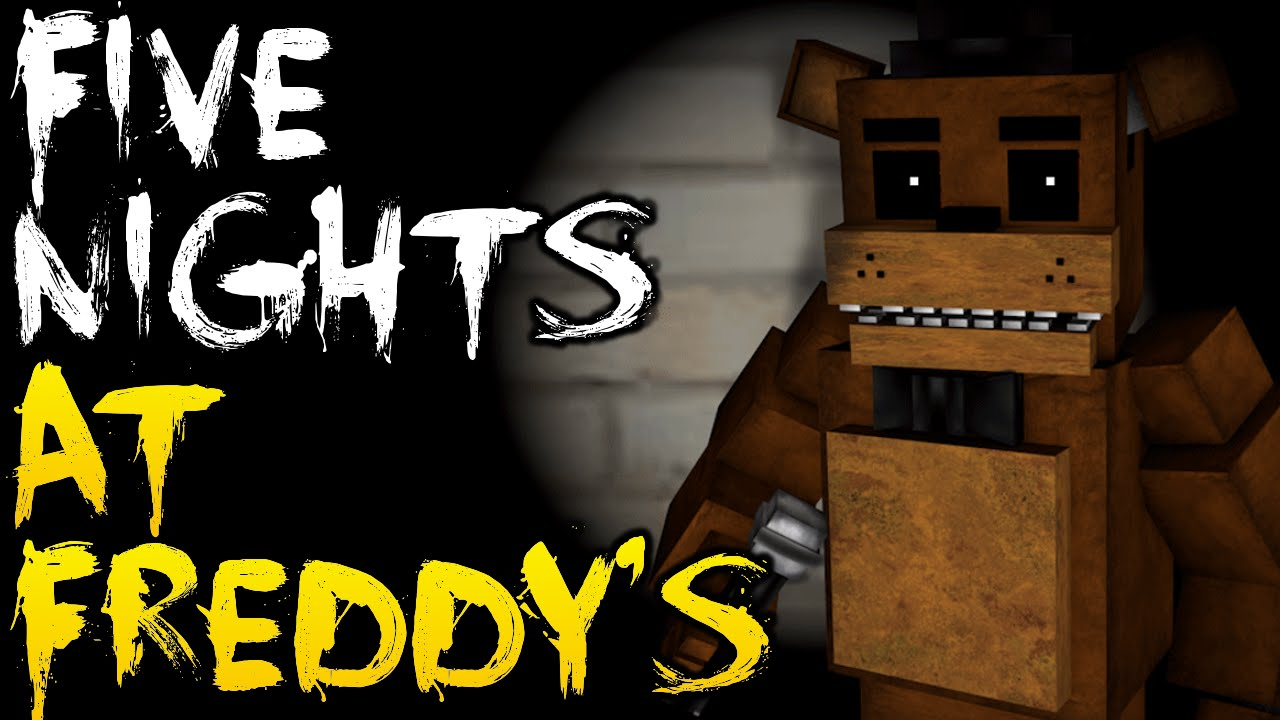Minecraft PS4 - FIVE NIGHTS AT FREDDY\'S - LET\'S PLAY (Minecraft PS4 ...