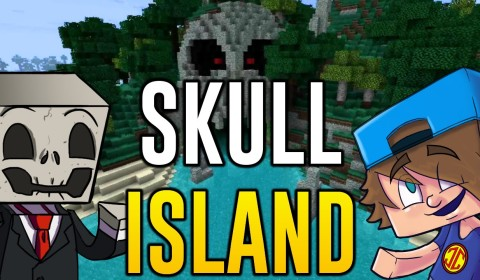 Minecraft PS4 - Let\'s Play Skull Island Adventure Map (Minecraft PS4 ...