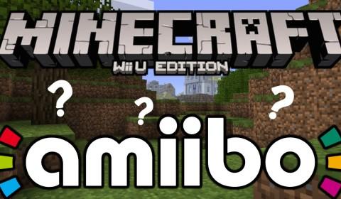 Minecraft Wii U Amiibo Support For Skin And Texture Pack DLC - Skins para minecraft wii u
