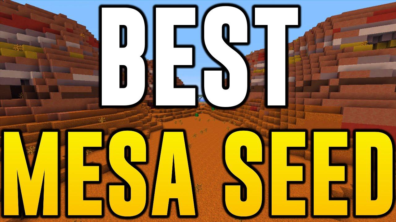 Minecraft Xbox 360, PS3 & Wii U - Best Mesa Biome Seed in