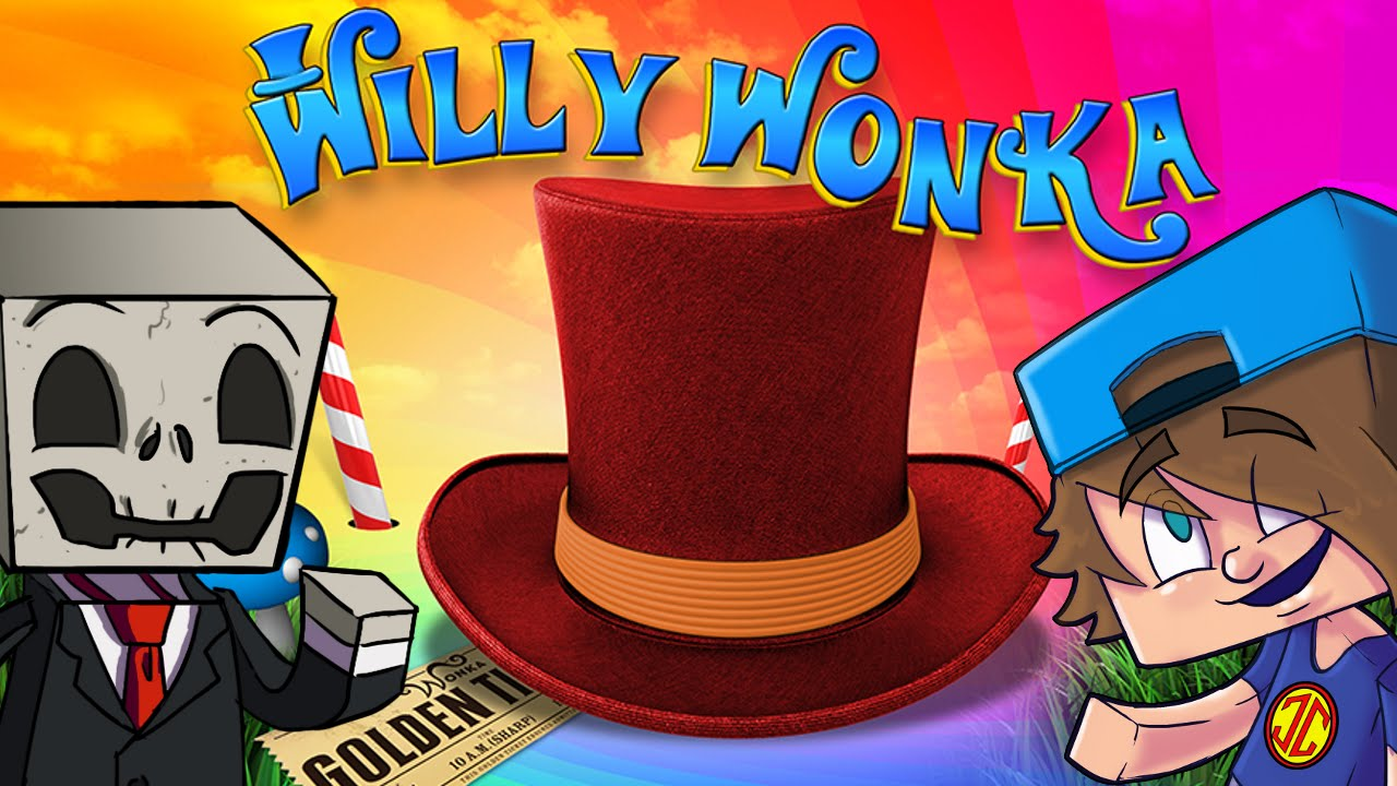 Minecraft Xbox One - Let\'s Play Willy Wonka Adventure Map (Minecraft ...