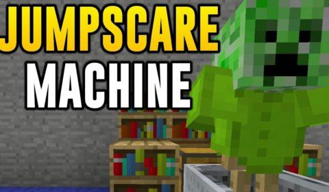 Minecraft Xbox 360, PS3 & Wii U - Chest Jumpscare Machine in Update