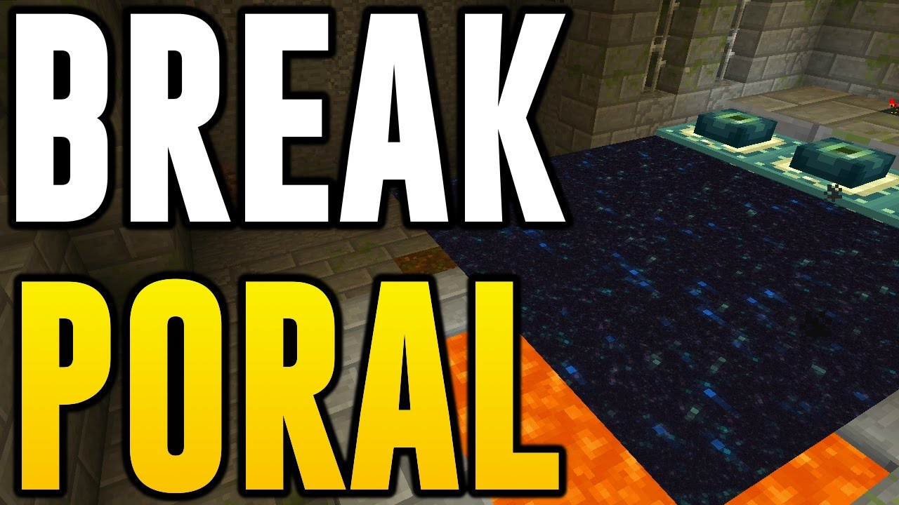 how to build an end portal in minecraft xbox