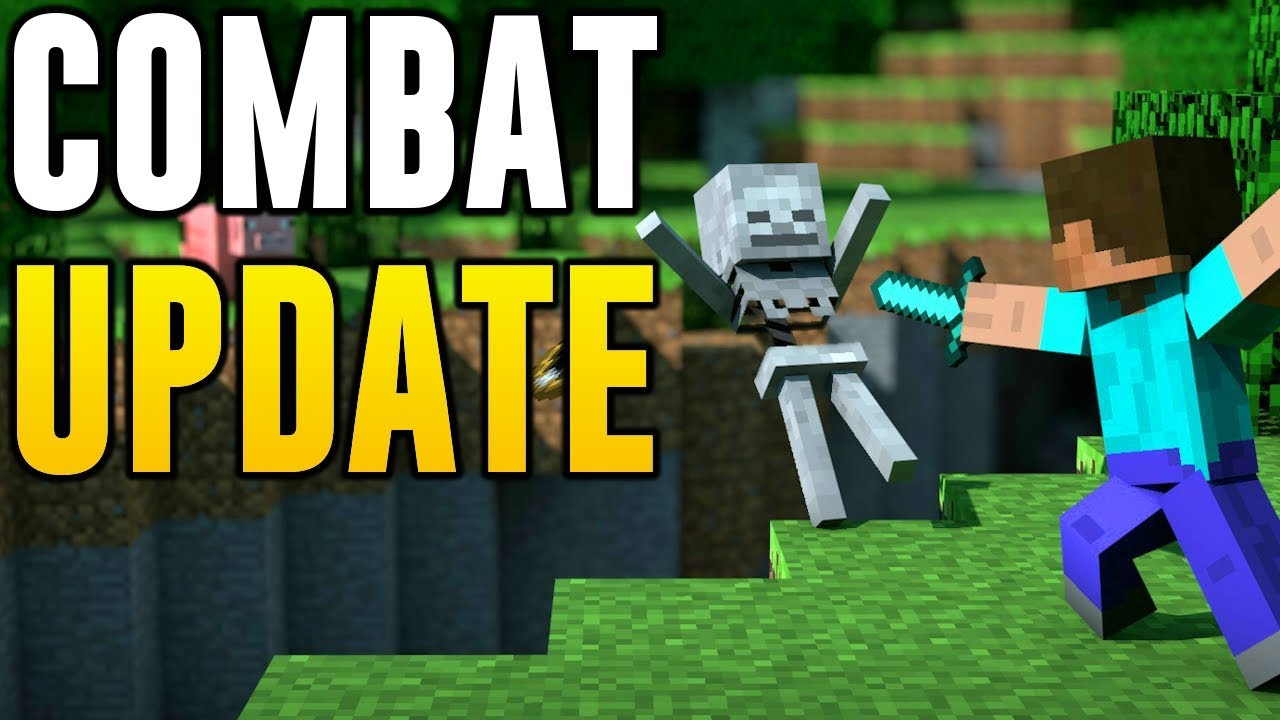 Minecraft Combat Update Minecraft Update For Xbox One Java Pc Pocket Edition Bedrock Rumor Archives Carnage The Creator